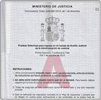 Preguntas del primer Ejercicio de Auxilio Judicial (Cuestionario Test de 104 Preguntas) Realizado el 01/10/2015 - Modelo A